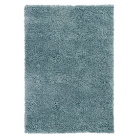 Tapis shaggy uni intérieur rectangle Octavia