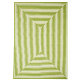 Tapis design pour terrasse et salon rectangle Naples