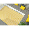 Tapis design pour terrasse rectangle Naples