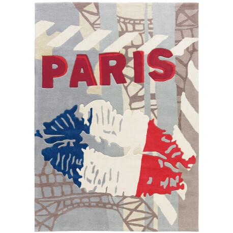 Tapis down town Paris par Arte Espina