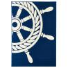 Tapis moderne bleu marine pour extérieur Vérone