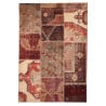 Tapis multicolore patchwork ethnique Catanzaro