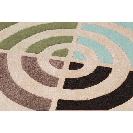 tapis d 39 entr e circle par tom tailor. Black Bedroom Furniture Sets. Home Design Ideas