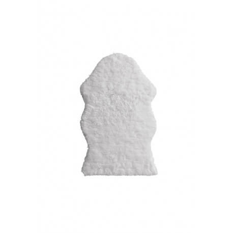 Tapis shaggy uni Sheep Skin par Lalee