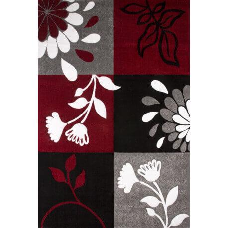 Tapis taillé main Elegant Florale