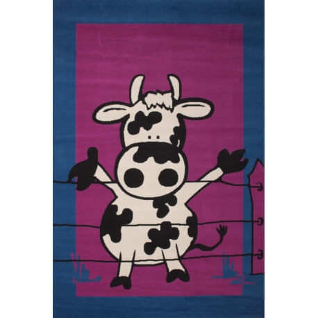 Tapis enfant Cow