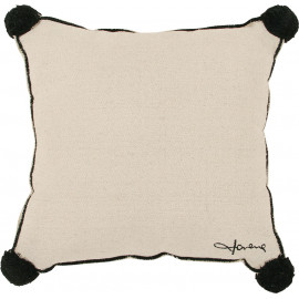 Coussin lavable en machine Square Lorena Canals