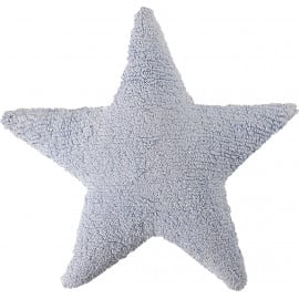 Coussin lavable en machine en coton Star Lorena Canals