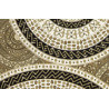 Tapis contemporain Epic cercle