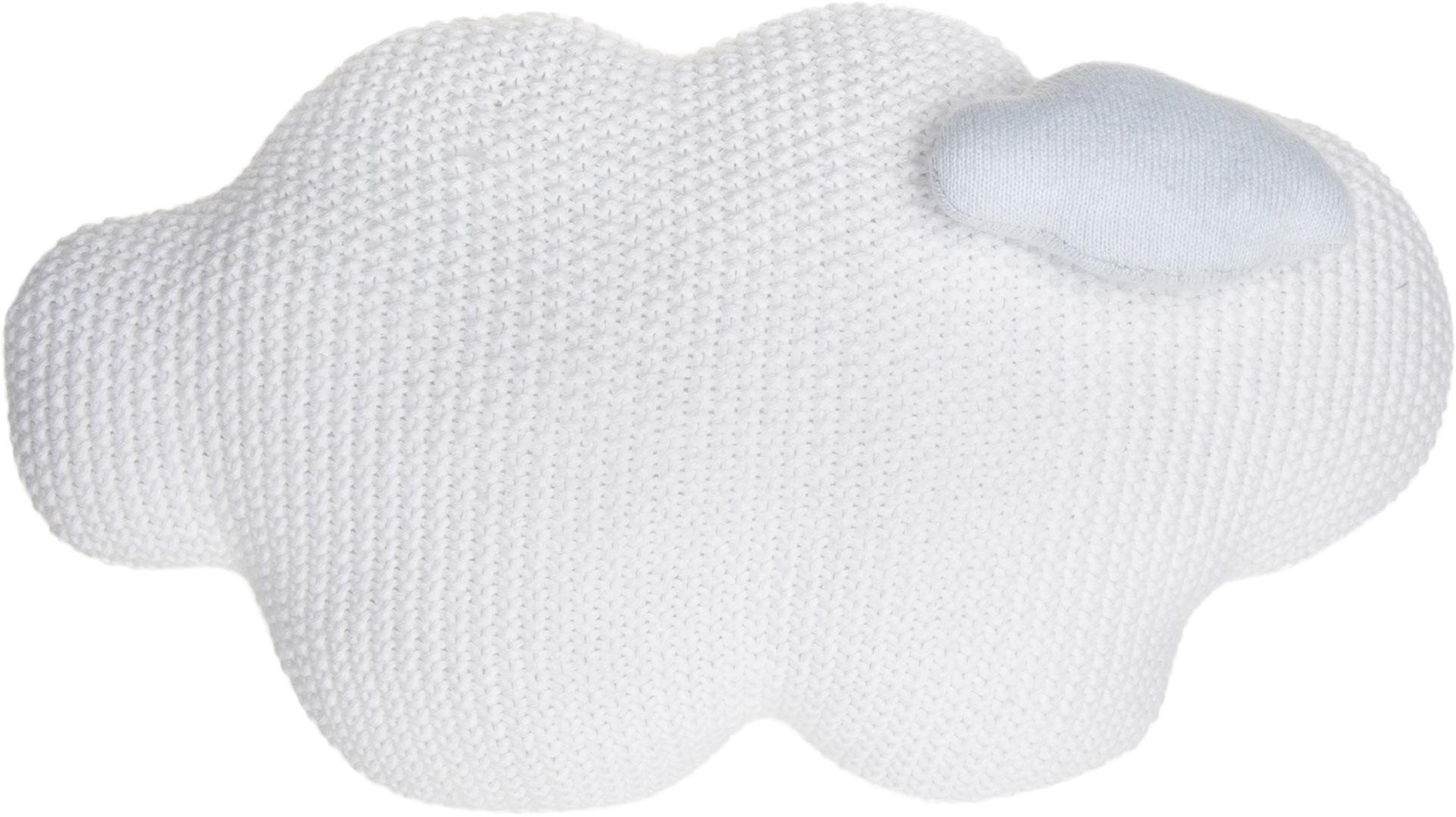 Coussin blanc en coton pour enfant Dream Lorena Canals