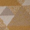 Tapis scandinave rectangle géométrique intérieur Nuru