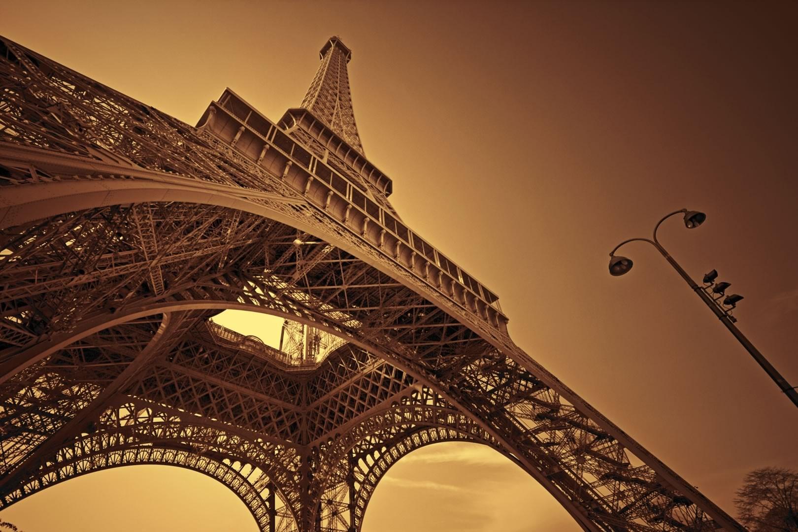 Tapis pour chambre d'enfant Paris By Night