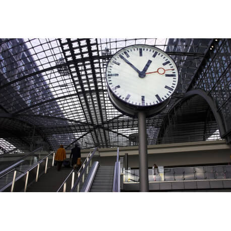 Tapis plat rectangulaire Station