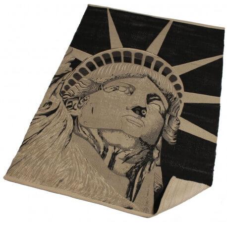 Tapis de chambre rectangulaire Liberty