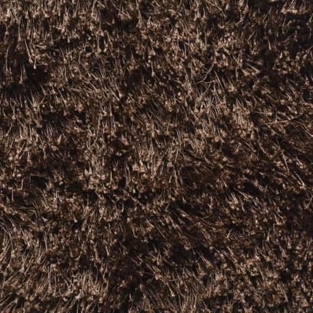 Tapis shaggy marron Darwin