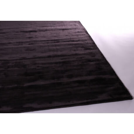 tapis gris fonc aux velours fins marius. Black Bedroom Furniture Sets. Home Design Ideas