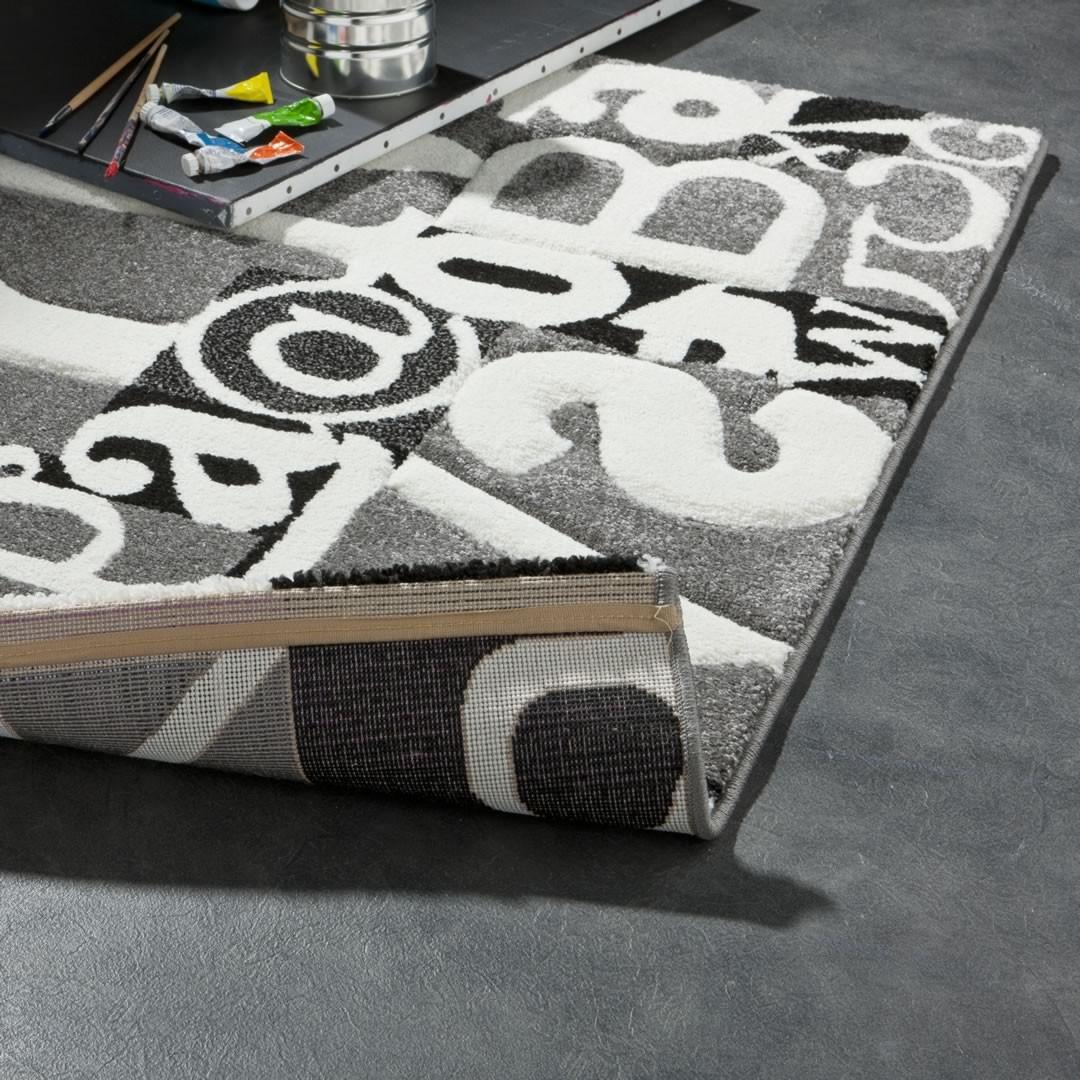 Tapis de chambre design Draxler