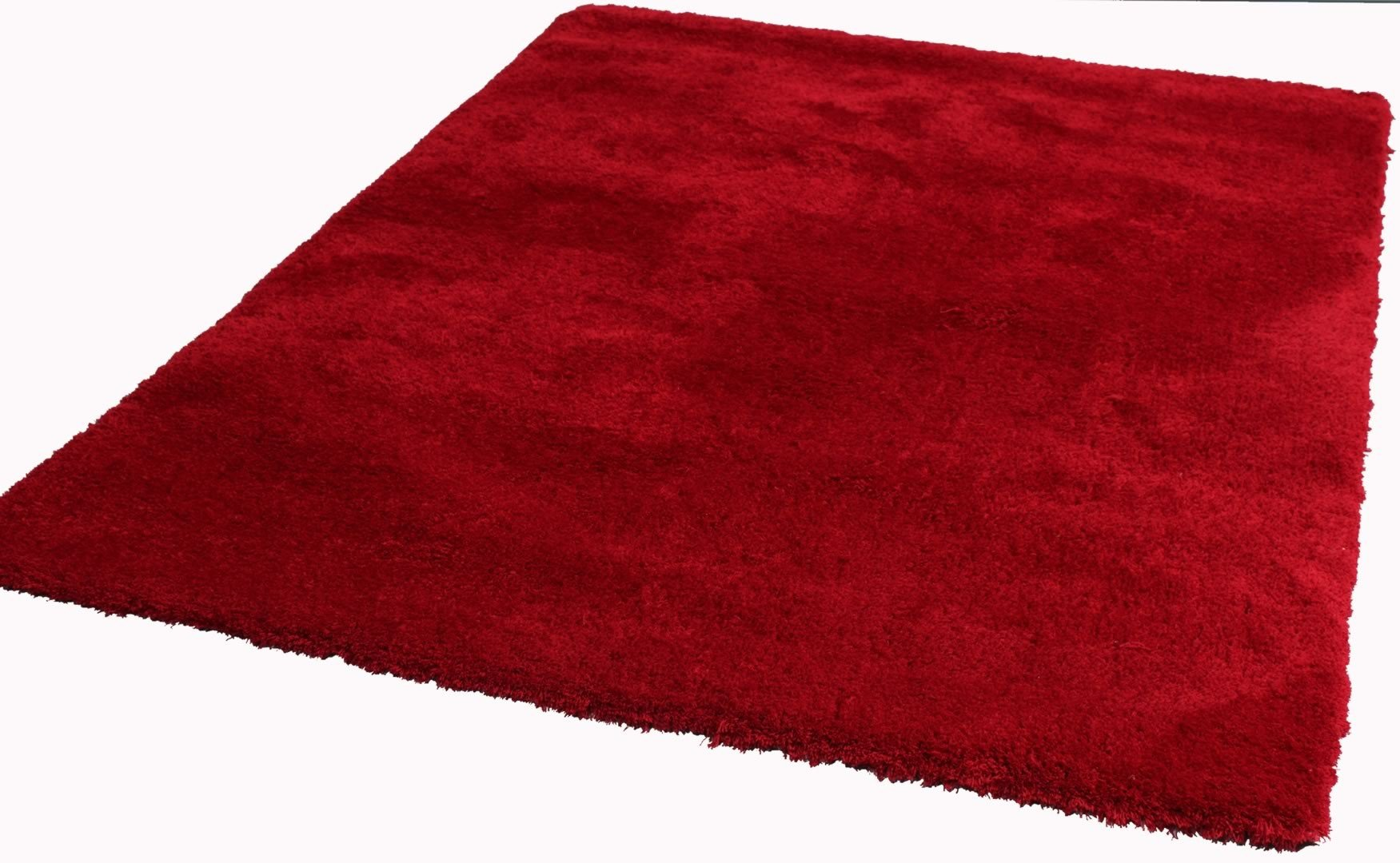 Tapis de salon rouge - Tapis rouge de salon ...