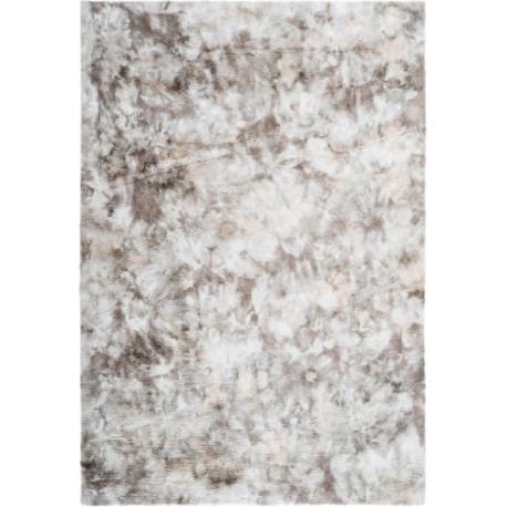 Tapis effet usé très doux en polyester Bolero