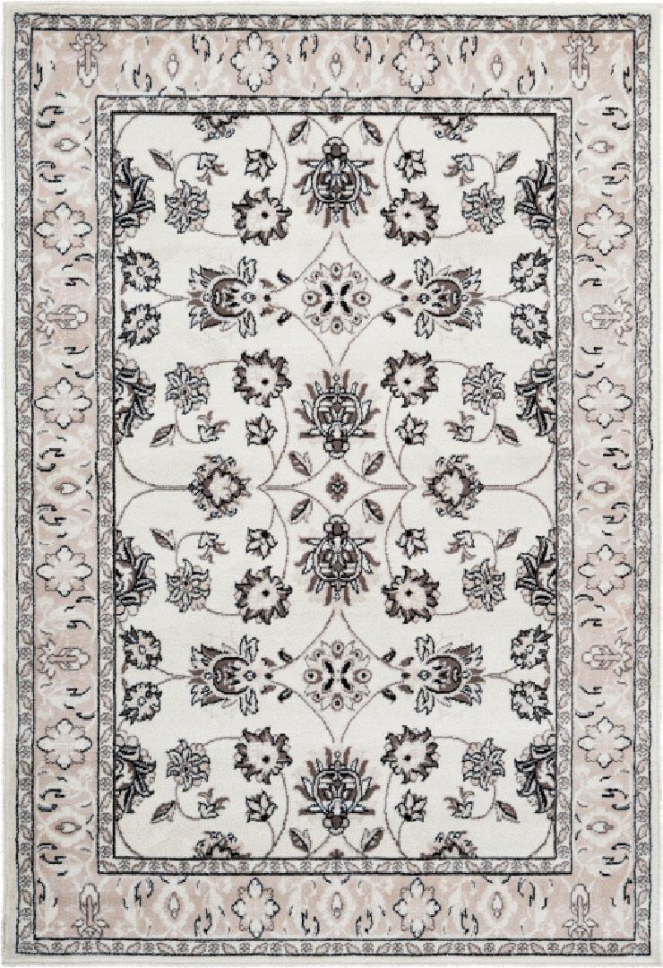 Tapis style oriental en polypropylène rectangle Austin