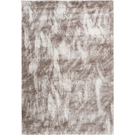Tapis design pour salon doux rectangle Fontana