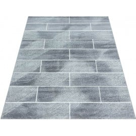 Tapis moderne pour salon rectangle Celan