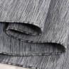 Tapis intérieur et extérieur plat en polypropylène uni Lea