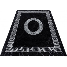 Tapis baroque rectangle intérieur Kelly