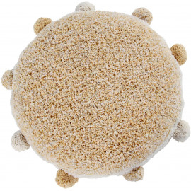 Coussin en coton lavable en machine Bubbly Lorena Canals
