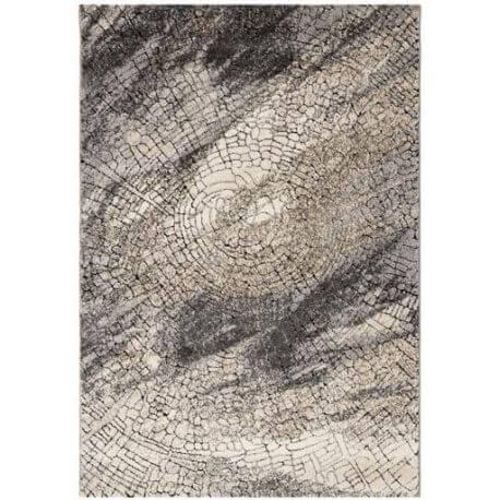Tapis beige contemporain intérieur rectangle Gistel