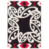 Tapis de salon à motifs Maori Arte Espina
