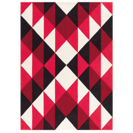 Tapis en acrylique multicolore Maori Arte Espina