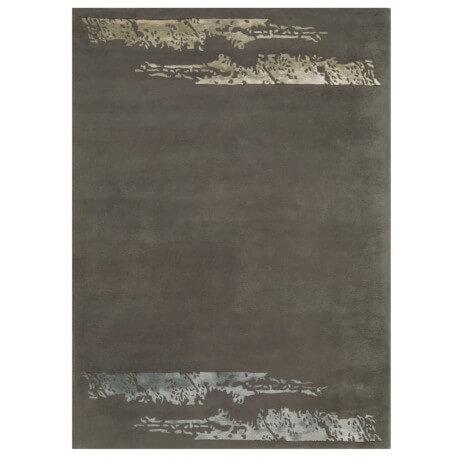 Tapis gris à mèches courtes Planet Earth Arte Espina