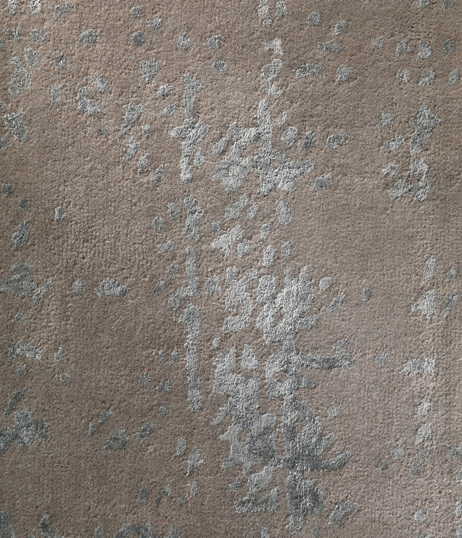 Tapis de bureau gris Planet Earth Arte Espina