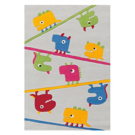 Tapis pour bébé multicolore Kids Arte Espina
