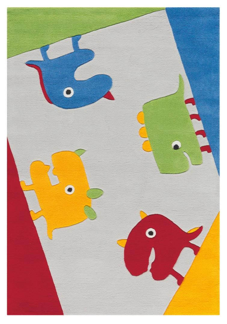 Tapis rectangulaire pour bébé Kids Arte Espina
