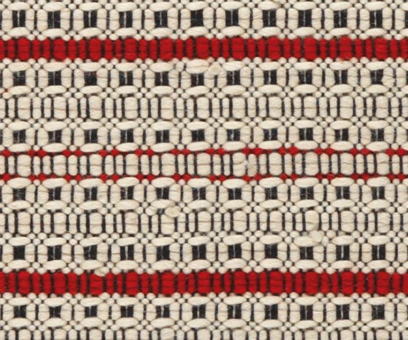 Tapis réversible blanc en laine Red Expression Arte Espina