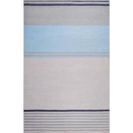 Tapis moderne rayé en polyester Camps Bay Esprit