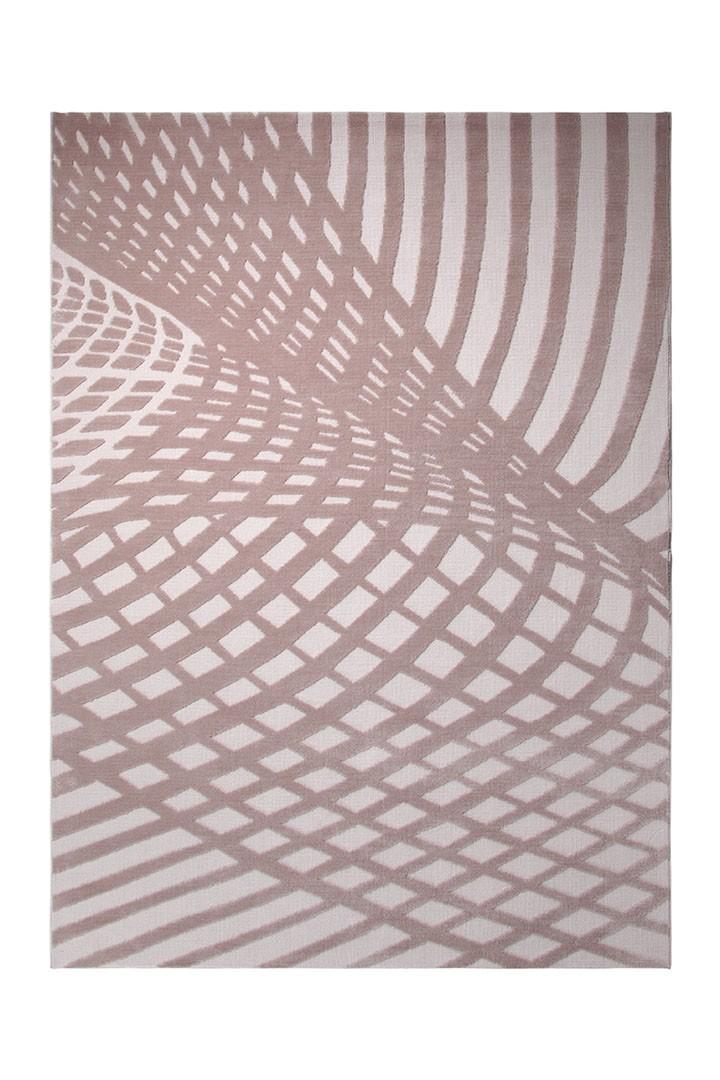 Tapis d'intérieur en acrylique beige Vector par Esprit Home