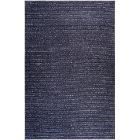 Tapis bleu en polyester pour chambre Marly Esprit