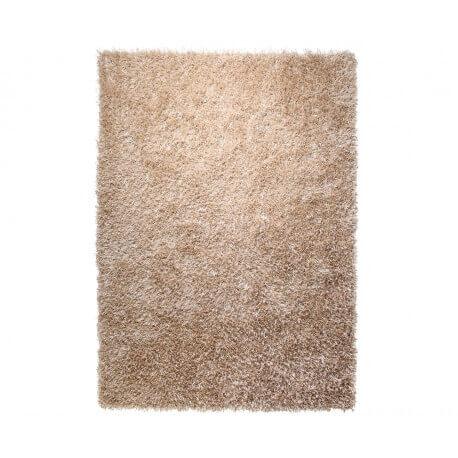 Tapis de salon shaggy beige Cool Glamour II par Esprit Home