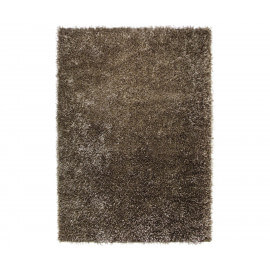 Tapis shaggy taupe Cool Glamour II par Esprit Home