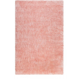 Tapis à longues mèches rectangle uni City Glam Esprit