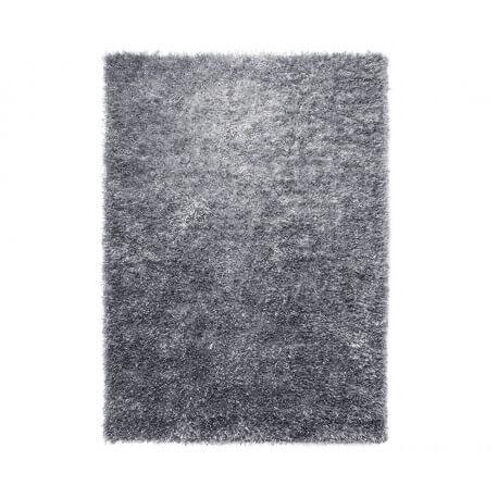 tapis shaggy gris cool glamour ii par esprit home. Black Bedroom Furniture Sets. Home Design Ideas