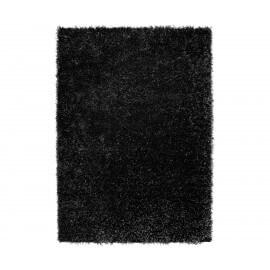 Tapis shaggy noir Cool Glamour II par Esprit Home