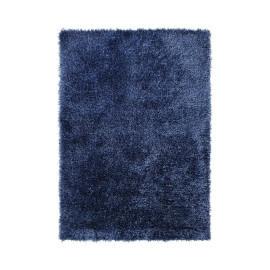 Tapis de salon shaggy bleu Cool Glamour II par Esprit Home