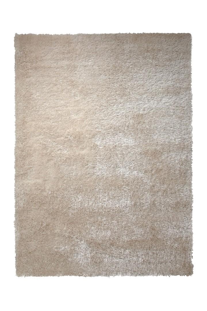 tapis shaggy uni blanc new glamour par esprit home. Black Bedroom Furniture Sets. Home Design Ideas