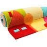 Tapis multicolore pour chambre enfant Poppy Town Smart Kids