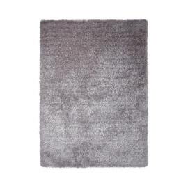 Tapis shaggy uni gris New Glamour par Esprit Home
