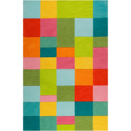 Tapis de chambre enfant multicolore Flip da Hip Smart Kids